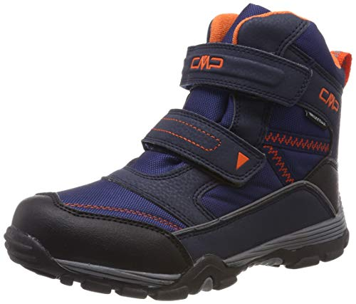 CMP Unisex-Kinder Pyry Bootsportschuhe, Blau (Marine M934), 32 EU
