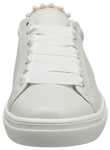 Marc Cain Damen Gb Sh.12 L30 Sneaker Weiß (White)
