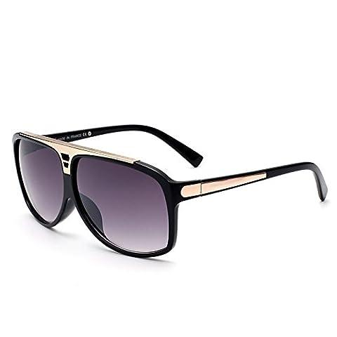 Klassische Retro Sonnenbrille Marke Brille Sonnenbrille , 1