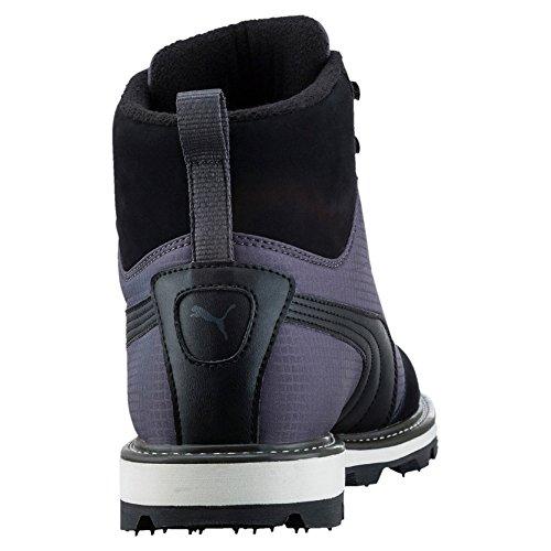Puma Unisex-Erwachsene Tatau Fur Boot 2 Sneaker Schwarz (Black-Asphalt)