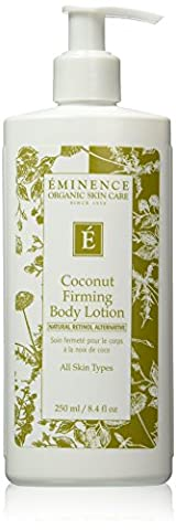 Eminence Coconut Firming Body Lotion, 8.4 Ounce by Eminence Organic Skin Care