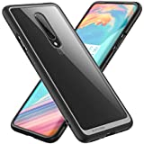 SUPCASE [Unicorn Beetle Style Series] Case Cover for OnePlus 7 Pro, Hybrid Protective Clear OnePlus 7 Pro Case Cover (Black)