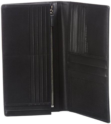 Porsche Design  Wallet V16, Portemonnaies adulte mixte Noir - Schwarz (black 900)