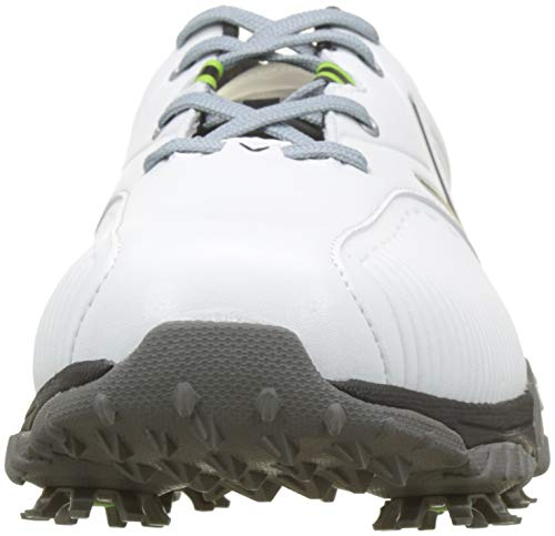 Callaway Men's Chev Mulligan Golf Shoes (Whiteblack), 8 Uk 8 Uk