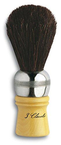 3 Claveles 12724 - Pennello da barba, cavallo