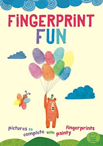 Fingerprint Fun: Add Painty Prints (Buster Activity Books)