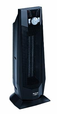 Einhell Design Heiztower HT 1800/1 (1800 Watt, 4 Schaltstufen, Drehfunktion, PTC-Heizelement, Timer, Fernbedienung, modernes Bedienelement, leise und platzsparend) von Einhell - Heizstrahler Onlineshop