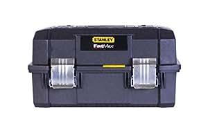 Stanley Fatmax FMST1-71219 Boîte à outils Canti Lever 46x24x31cm, Noir