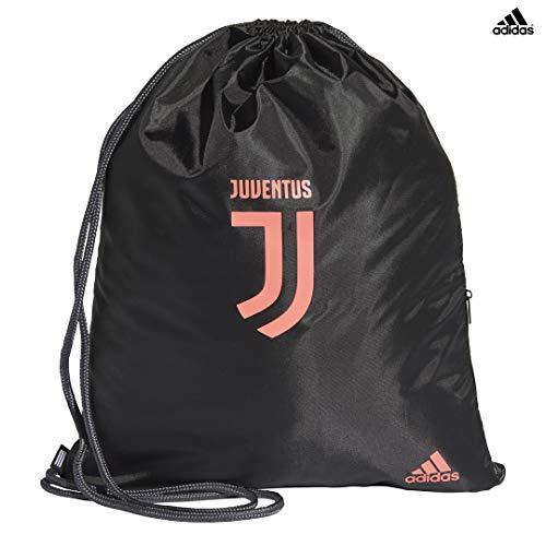 Juventus sacca palestra allenamento stagione 2019/20-100% originale - 100% prodotto ufficiale - colore nero - volume 14 litri