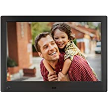 NIX Advance Marco Digital de Fotos y Videos 10 Pulgadas Widescreen X10H. Pantalla IPS.