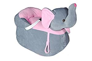 Tanzen Soft Toy Elepahnt Shaped Seat/ Chair (42 Cm Height
