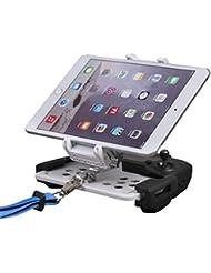 Bescita Remote Control Phone Flat Bracket 4-12 Inch Holder Parts for DJI Mavic Pro Drone