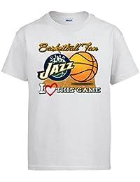 Camiseta NBA Utah Jazz Baloncesto Basketball Fan I Love This Game