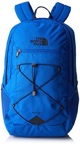 The north face rodey, zaino unisex, blu, taglia unica