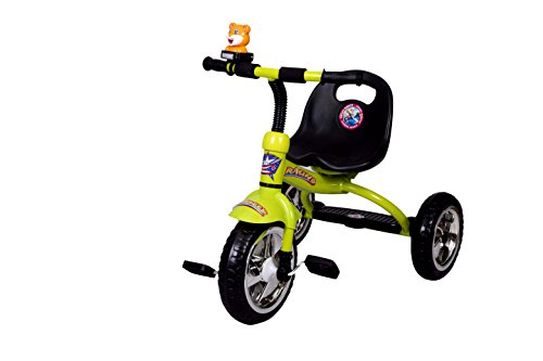 HLX-NMC KIDS TRICYCLE RACING GREEN  available at amazon for Rs.1800