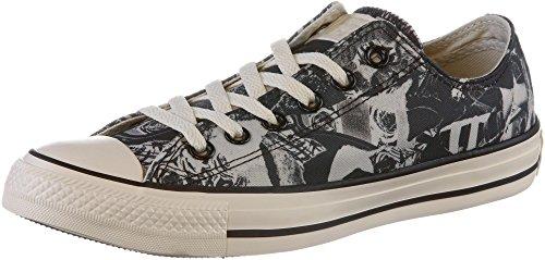 Converse All Star Print Donna Sneaker Grigio Grau