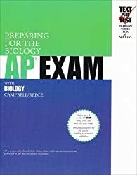 Preparing For The Biology AP EXAM: With Biology (Text Plus Test Pearson Series for Ap Success) by Neil A. Campbell (2004-01-08)