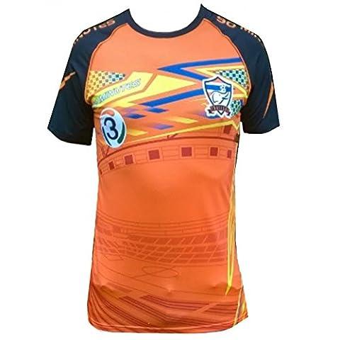 Fashion - Maillot de foot Thailande Classic orange collection 2016 - XL