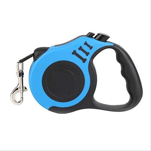 MHSM Leash Hundeleine, automatische einziehbare Leine, für Katzen und Welpen, 5 m und 3 m -