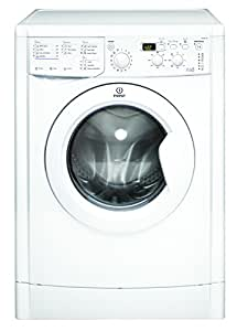 indesit ecotime iwdd 7143 washer dryer white. Black Bedroom Furniture Sets. Home Design Ideas