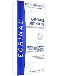 Ecrinal Soin Intensif Cheveux ANP 2 + Ampoules Anti-Chute 8 Ampoules de 5 ml