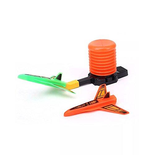 Virgo Toys Hot Fist Action Flier - Orange Improves motor skills High performance fliers Flier takes off ultra fast