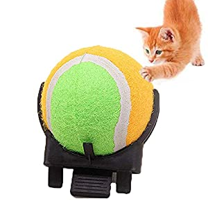 Henweit-Portable-Pet-Selfie-Stick-Ball-Attachment-Dog-Cat-Take-Photos-Training-Toy