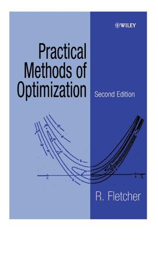 Practical Methods of Optimization: v. 1-2