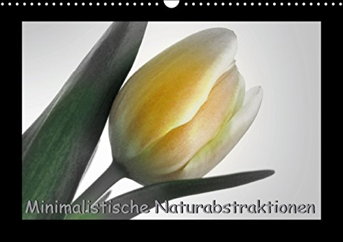 Minimalistische Naturabstraktionen/CH-Version (Wandkalender 2015 DIN A3 quer): Minimalismen aus der Natur (Monatskalender, 14 Seiten) - Pink Ball Blüte