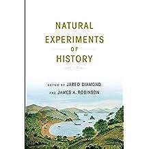 Natural Experiments of History (English Edition)