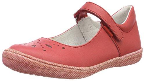 Primigi Mädchen Ptf 14331 Geschlossene Ballerinas, Rosso (Kiss), 33 EU