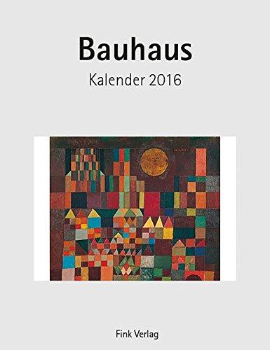 Bauhaus: Kunst-Einsteckkalender 2016