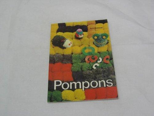 Dekorative Arbeiten mit Pompons