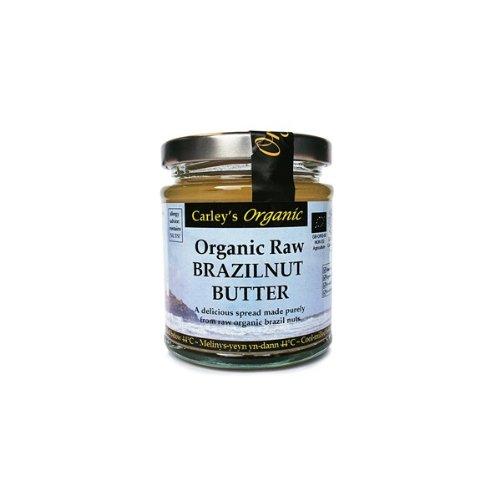 Organische Paranuss Butter - Roh 170g