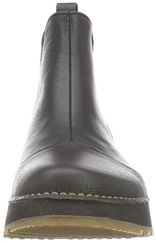 art - Heathrow, Stivali bassi con imbottitura leggera Donna Nero (Memphis Black 1023)