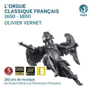 Preisvergleich Produktbild L'orgue Classique Francais 1650-1800