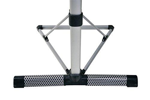Legamaster 7-153100 Flipchart Professional Triangle Standfläche  50 x 72 cm, 16 kg, 68 x 105 cm, anthrazit (FSC zertifiziert) -
