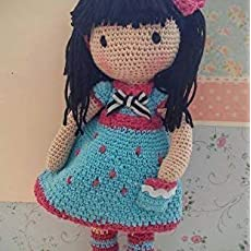 Chupete a crochet PERSONALIZADO: Amazon.es: Handmade