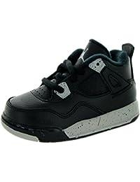 Nike Jordan 4 Retro LS BT, Zapatos de Primeros Pasos Para Bebés