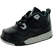 Nike Jordan 4 Retro LS BT, Zapatos de Primeros Pasos Bebé-Niños