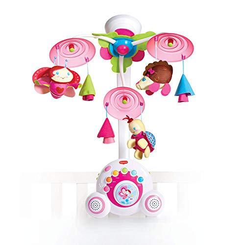 Tiny Love 33313029 Soothe n' Groove Mobile Princess Giostrina, Rosa