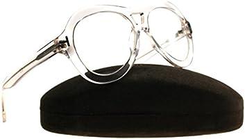 Tom Ford Women's Sunglasses Round Isla, Pink/Transparent