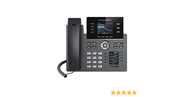 Grandstream Grp2614 Hd Poe Ip Telephone Bürobedarf Schreibwaren
