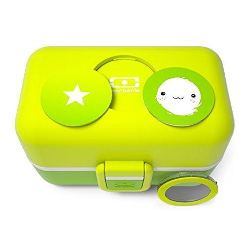 Monbento Tresor Lime – Das Bento für Kinder - 2