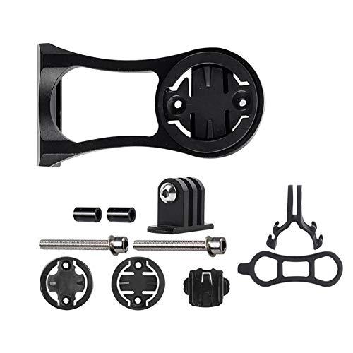 Gakoz Fahrrad Vorbau Halterung Halter Set für Garmin Edge 1000 820 Gopro - Stem Extension Kit