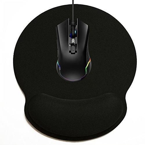 Ergonomische Memory Foam Tastatur Handgelenk Rest Pad und Maus Handgelenkauflage Handgelenkauflage Unterstützung-Leichte Rest Pad für Tippen, Schmerzlinderung, zu Hause oder arbeiten - Tastatur-handgelenk-rest-pad