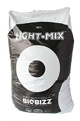10, 20, 50Litre & Pallet BIOBIZZ LIGHT MIX ORGANIC SOIL POTTING COMPOST HYDROPONIC BIO Bizz GROW