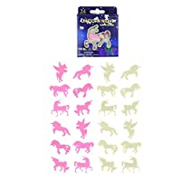 HENBRANDT Unicorn Night Glow in the Dark Stickers