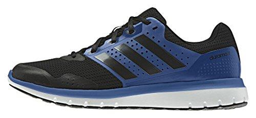 adidas Performance  Duramo 7, Running homme Blau (Core Black/Eqt Blue S16/Core Black)