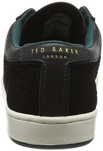 Ted Baker Owenn, Baskets Basses Homme Noir (noir)
